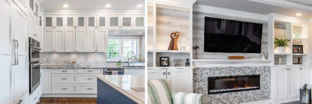 Merit kitchens custom cabinets