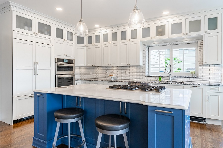 Merit Kitchens Design Langley Custom Kitchen Cabinets
