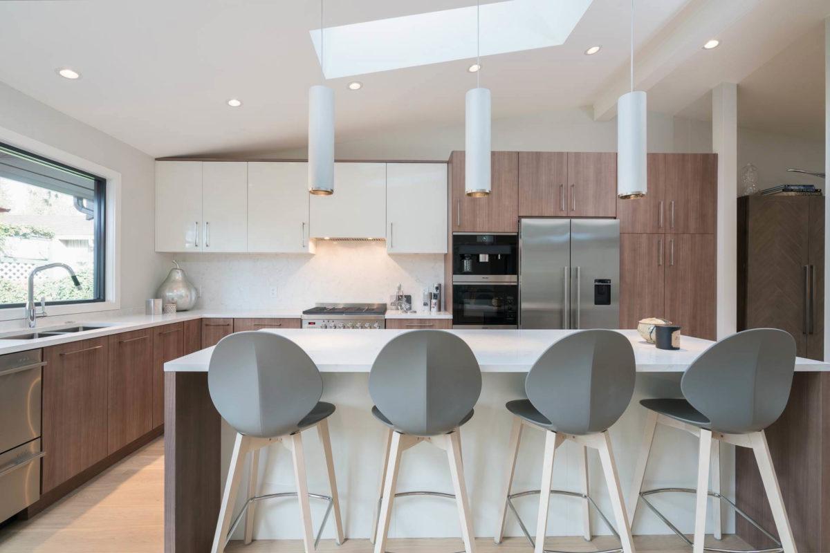 Merit Kitchens Design Centre in Langley Custom Kitchens Cabinets