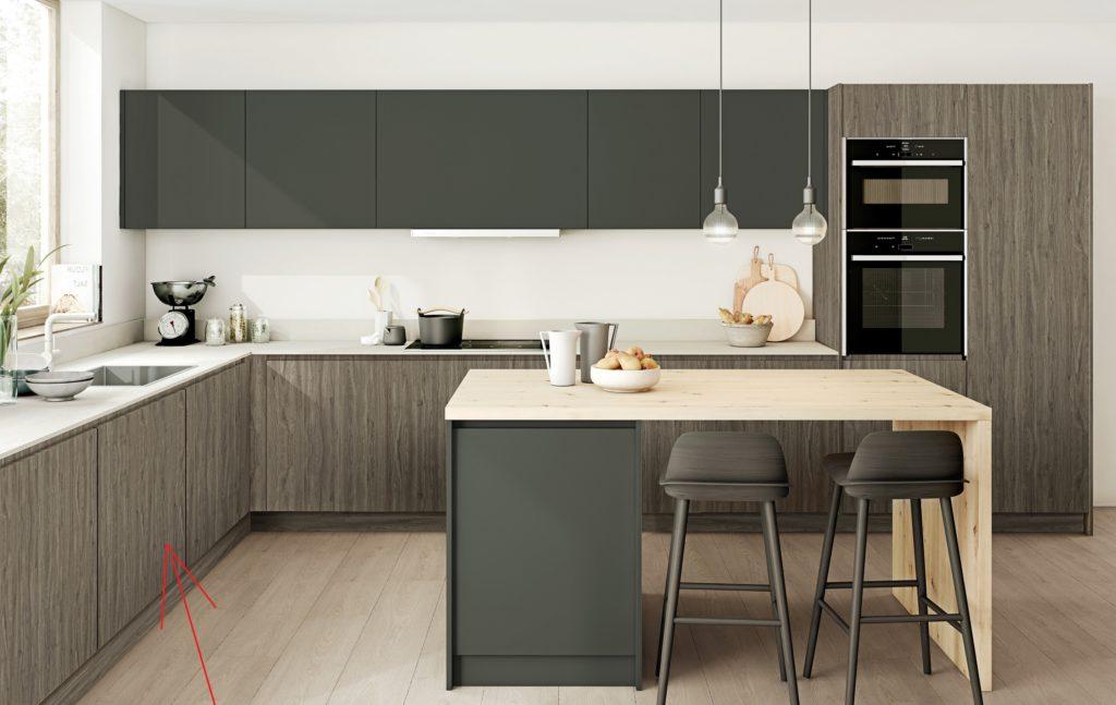 Merit Kitchens new Custom Cabinets