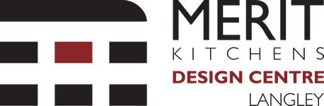 Logo of Merit Kitchens Design Centre Langley