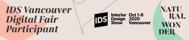 IDS Interior Design Show 2020 Vancouver