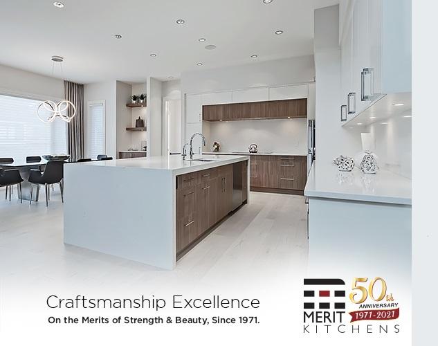 Merit Kitchens Design Custom Kitchen Cabinets Langley